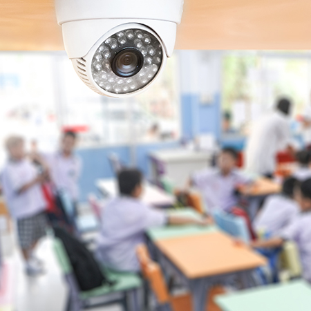 Security Cameras for School